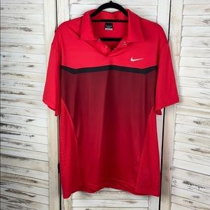 NIKE | Dri-Fit Tiger Woods Collection Polo Tee M